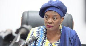 Sika Kaboré,épouse du chef de l'Etat Roch Kaboré, présidente de la fondation Kimi