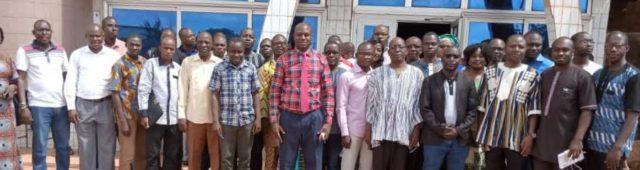 Photos des membres de l'UNABF
