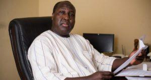 Zéphirin Diabré,le Président de l'UPC