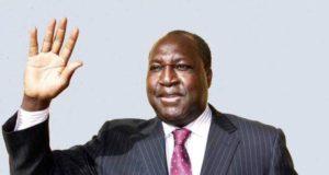 Zéphirin Diabré,président de l'UPC chef de file de l'opposition