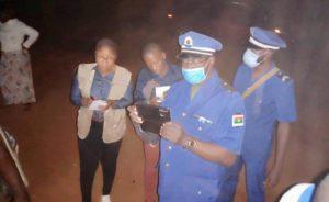 Réveillon Ouagadougou Sécurité