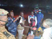 Reveillon Ouagadougou sensibilisation
