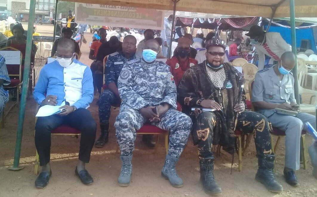 Cohésion sociale : la « Foire FDS » pour rapprocher l'armée des populations
