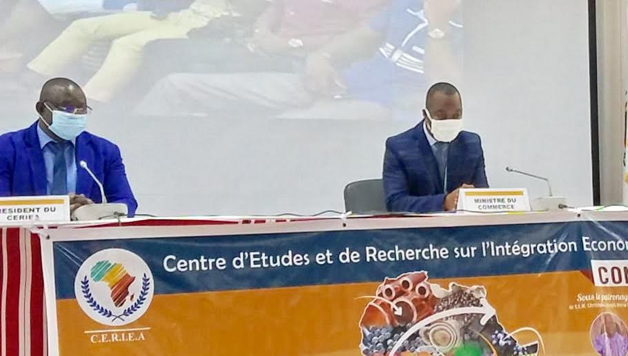 Economie: la ZLECAF, un «vaste marché de 1,3 milliard de personnes»expliqué aux burkinabè à l'université joseph Ki Zerbo
