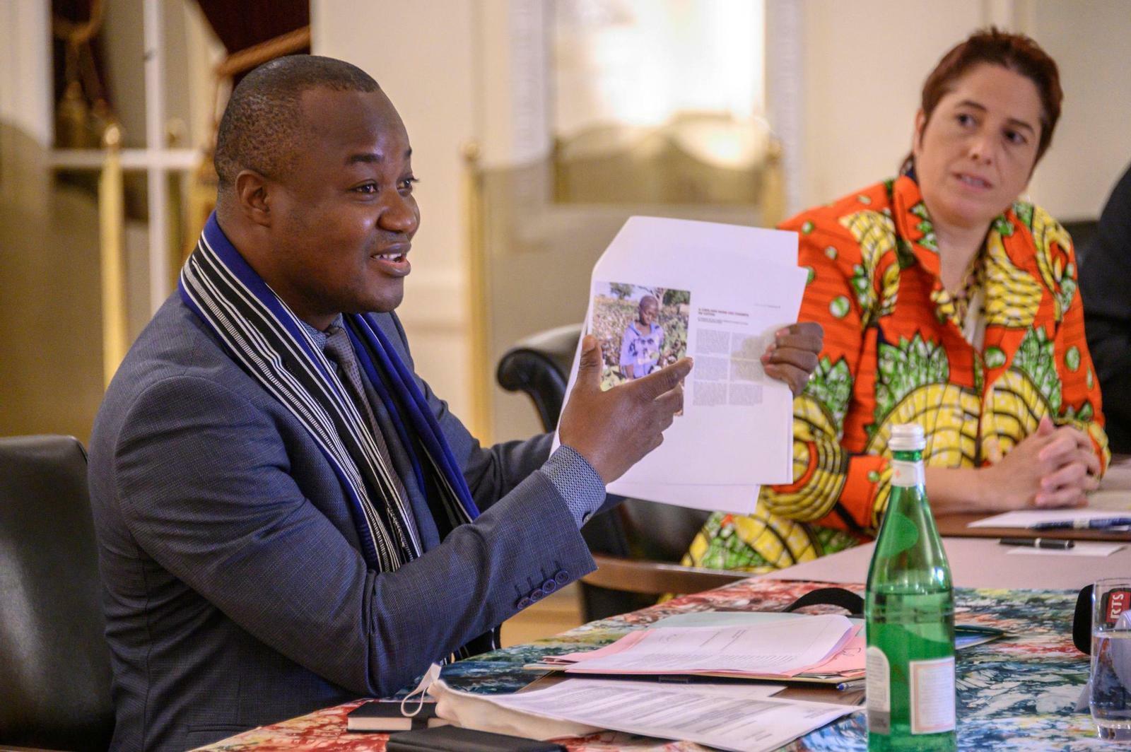 Tribune: Harouna Kaboré dans la politique suisse (George Ignace Somé)