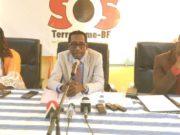Lutte contre le terrorisme, SOS terrorisme-BF