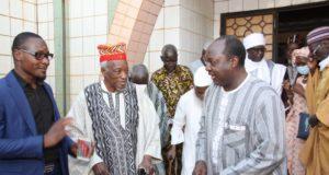réconciliation nationale Zéphirin Diabré