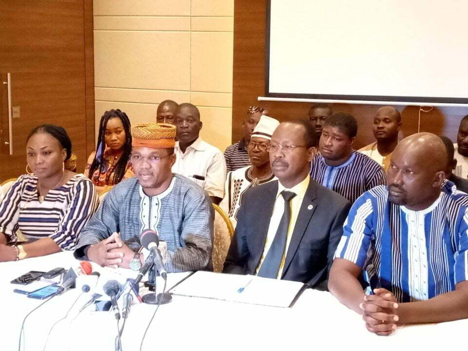 Elections municipales : ''Nous avons des ambitions fortes pour ce scrutin local''(Poé Naaba)