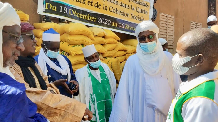 """Nouna : la coalition """"Jam"""" solidaire des déplacés internes de la province de la Kossi"""