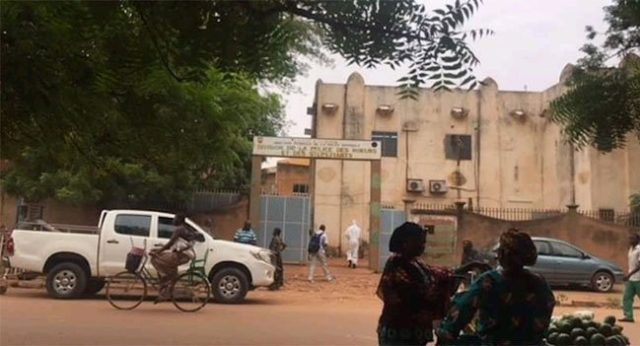 Unité anti drogue Ouagadougou morts de 11 personnes