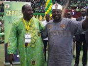 chef de file de l'opposition: Zéphirin Diabré Eddie Komboigo opposition