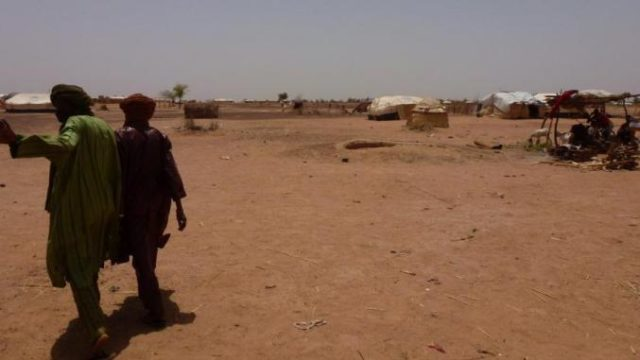 Retour de combattants terroristes Djibo