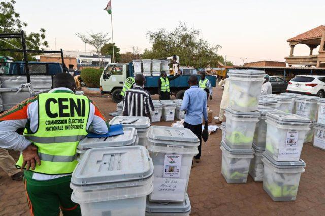 second tour du présidentielle au Niger