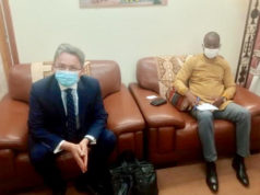 Burkina Verification Certification Intertek Harouna Kabore