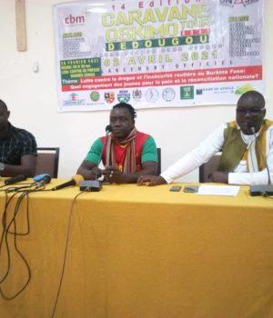 La caravane Oskimo Tour va mener la sensibilisation sur la lutte contre la Drogue et insécurité dans plusieurs régions du Burkina