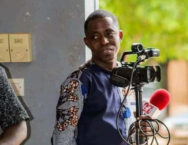 Média: le reporter Rémi Lambert Nébié de la télévision Bf1 repose désormais au cimetière de Toudougweogo