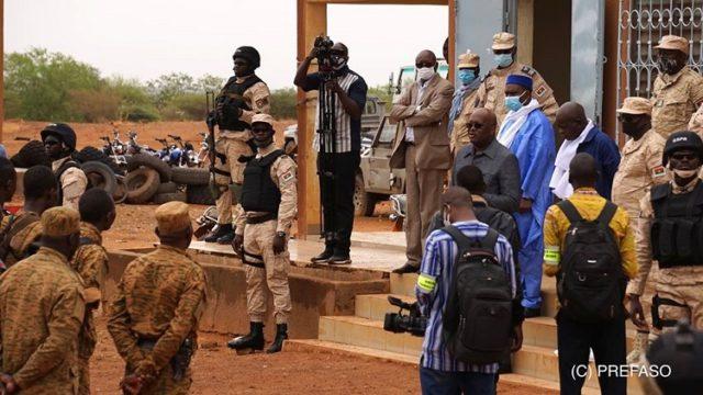 la sécurité est une exigence,christophe Dabiré,premier ministre du Burkina