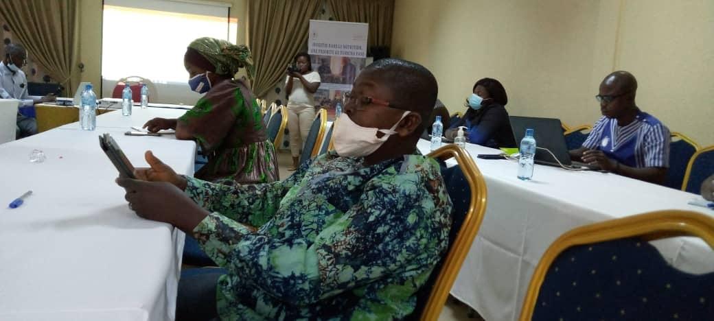 la malnutrition au Burkina Faso