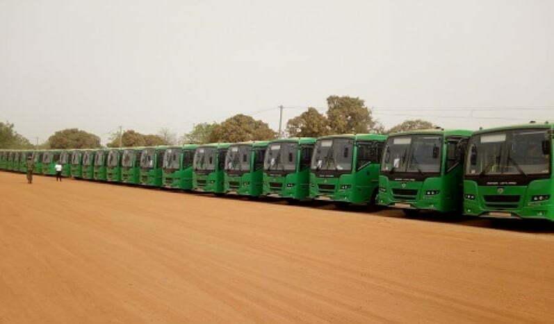 Mobilité urbaine : Bientôt l'acquisition de 330 bus et la réalisation de voiries urbaines plus adaptées au profit de la population