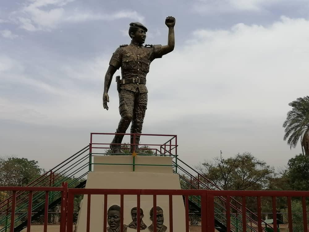 8 mars 2021 : Le Mémorial Thomas Sankara lance l'initiative « mois de mars : temps des amazones de Sankara »