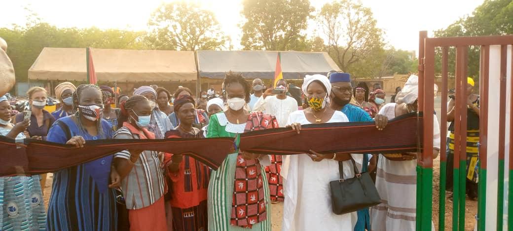 8 Mars 2021: le CIM-TS rend hommage aux Amazones de Sankara