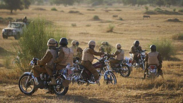 Province Oudalan Terroristes tués
