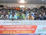 Burkina employabilité