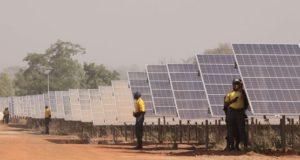 centrale d'énergie renouvelable