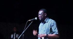 festival Alimenterre: Ministre de l'Urbanisme, de l'Habitat et de la Ville, Me Bénéwendé Sankara