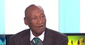 Djibril Tamsir Niane,décédé à Dakar