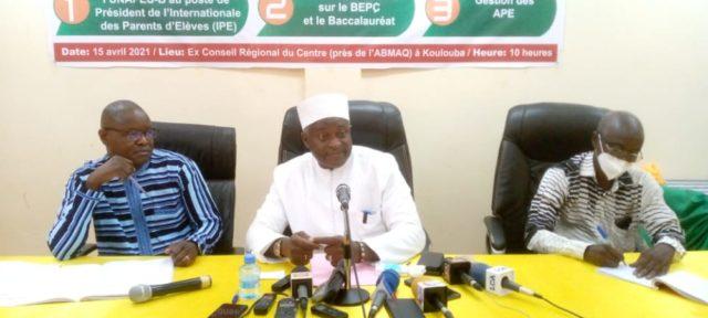 Burkina Education IPE