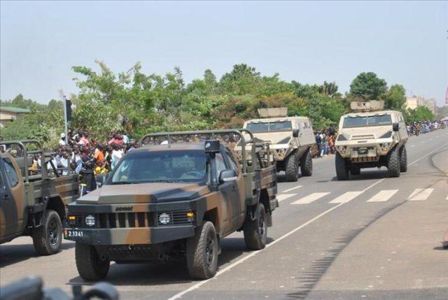 Burkina Faso Armement Achat