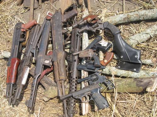 Burkina Prolifération des Armes Légères