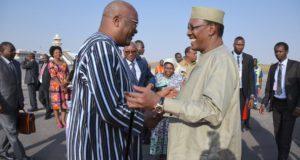 Deces Idriss Deby Itno Roch Kabore