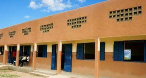 Burkina Education Budget