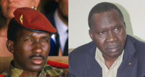 Dossier Thomas Sanakara assassinat tribunal militaire Jean Pierre Palm