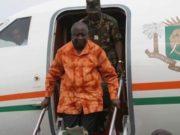 Côte d'ivoire Retour de Laurent Gbagbo