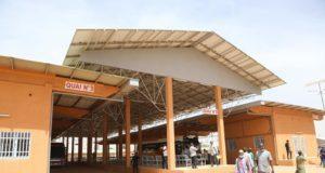 Burkina Faso Economie Gare Ouagainter,Ouagadougou