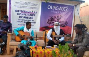 Musique album Burkina