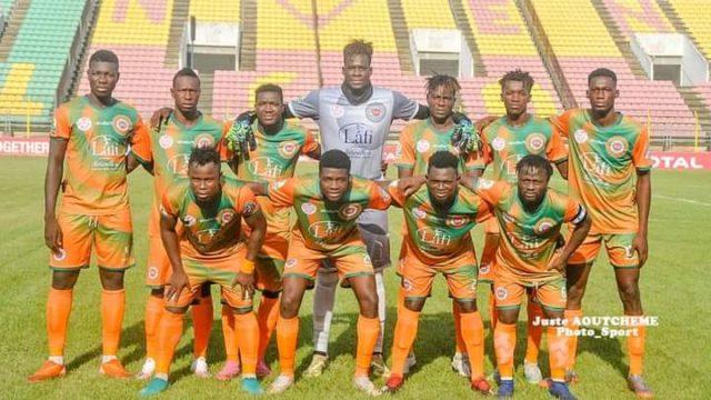 Burkina Football Salitas