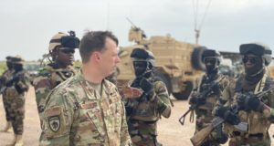 Securité Sahel Africom Buahri