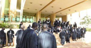 Burkina Faso Affaire Pazani UJA-B Union Jeunes Avocats Burkina