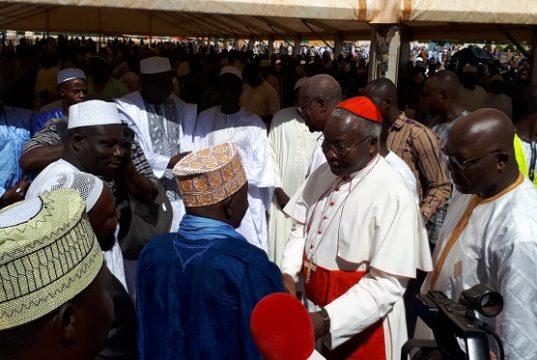 Burkina Religion cohésion