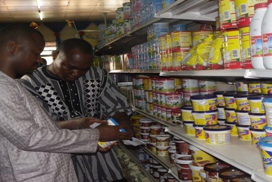 Burkina Commerce Flambée