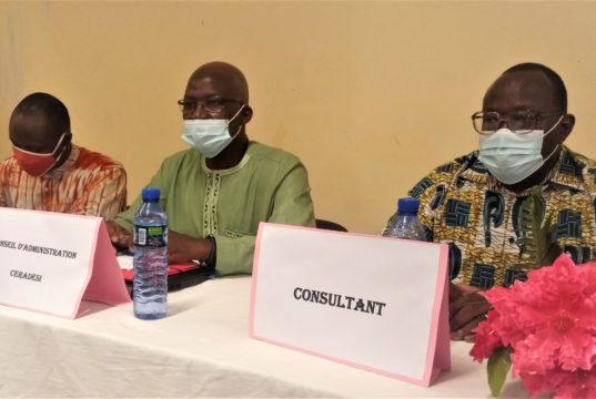 Burkina Etat Budget