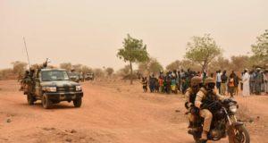 Burkina Faso Region Nord Opération Houné