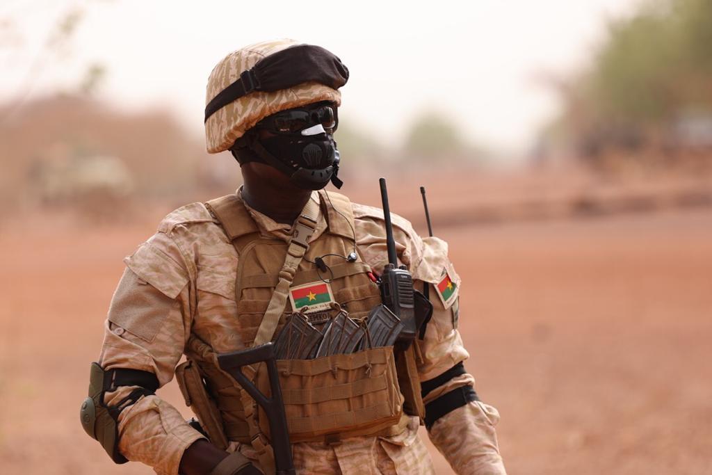 Burkina Faso: L'armée intensifie son offensive contre les terroristes