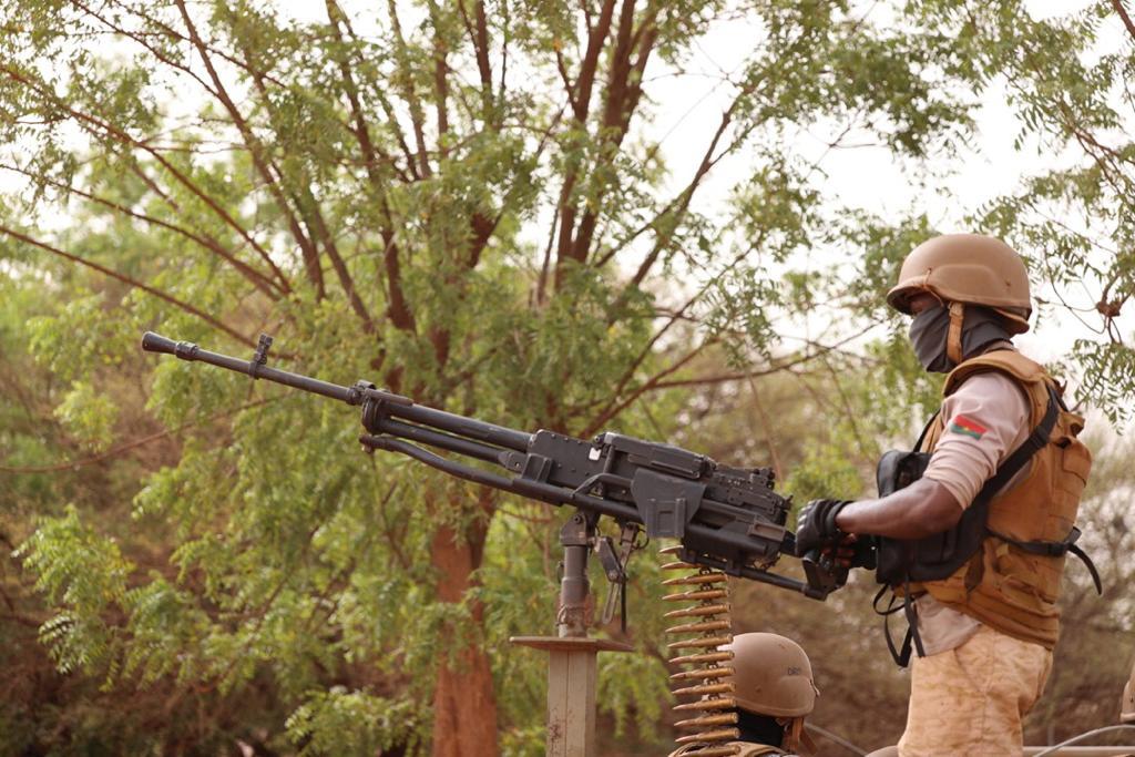Burkina Terrorisme FDS