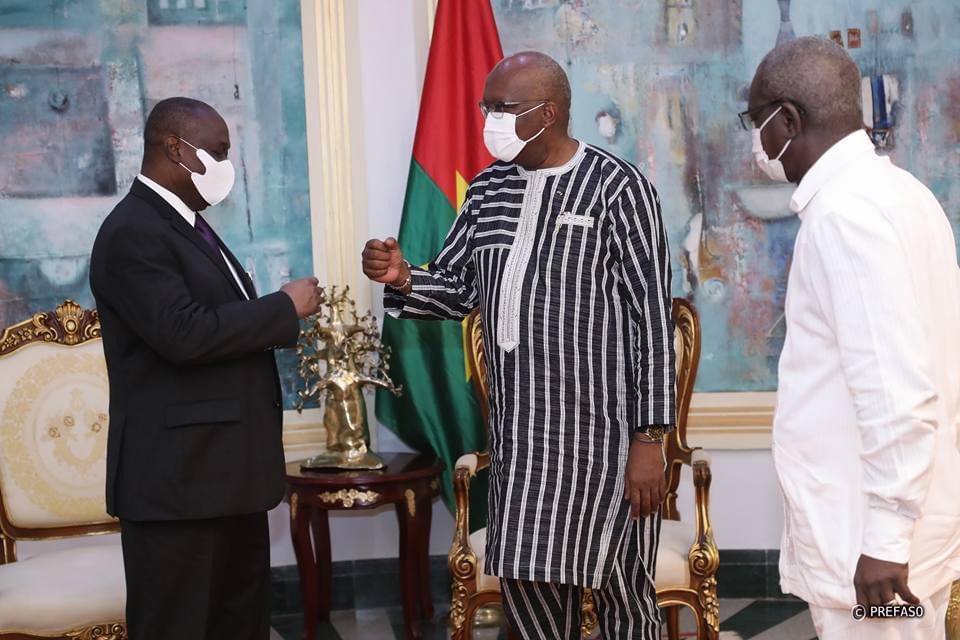 Burkina Faso : Abidjan et Ouagadougou en rang serré contre le terrorisme