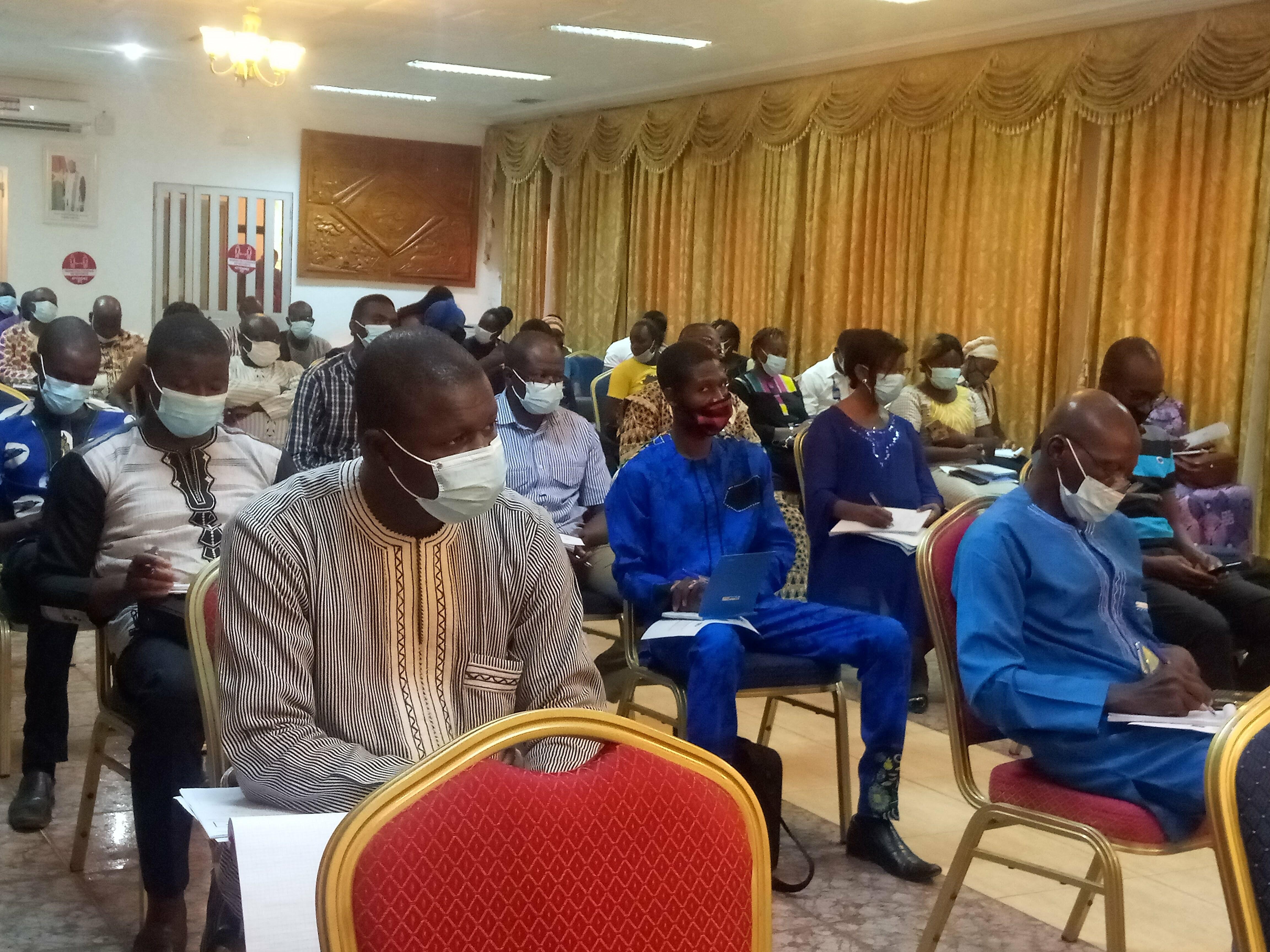 Burkina Budget Etat: projet de loi de finance